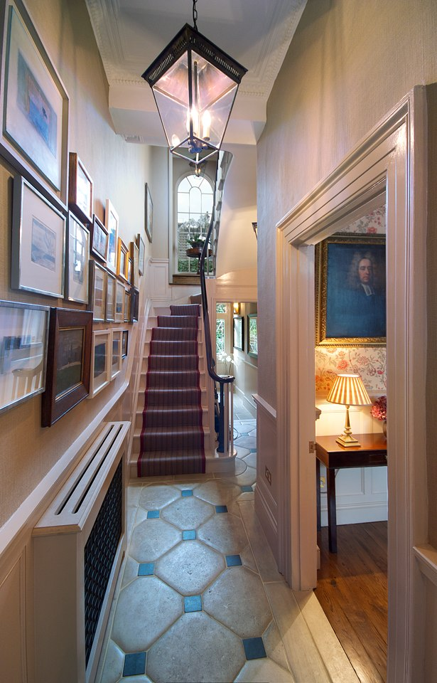 Listed building refurbishment by high end builders and restoration experts in Kensington and Knightsbridge
